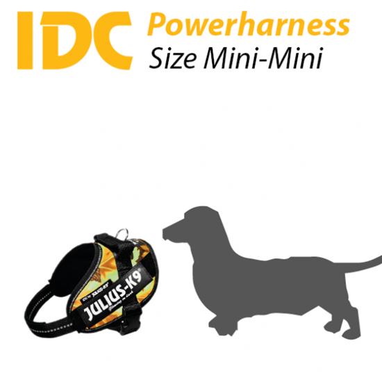 Picture of Julius-K9 IDC® Powerharness - Size: Mini-Mini