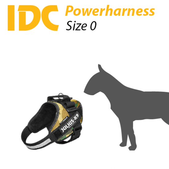 Picture of K9 Powerharness - Size: 0