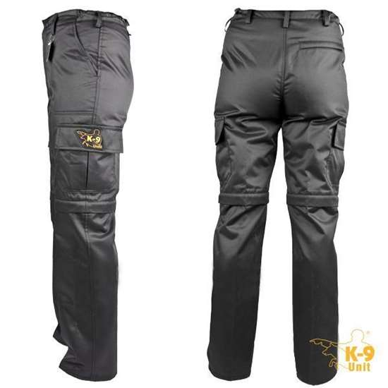 Picture of K-9® Unit Zip-Off Trousers - Black