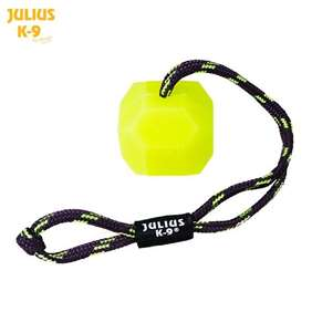 Picture of Neon (fluorescent) Julius-K9 IDC® Ball (242-BLL-60)