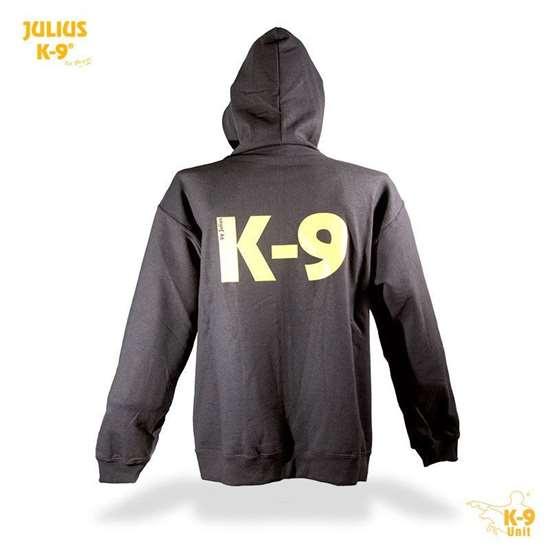 Picture of K-9® Unit Full-Zip Hoodie - Black