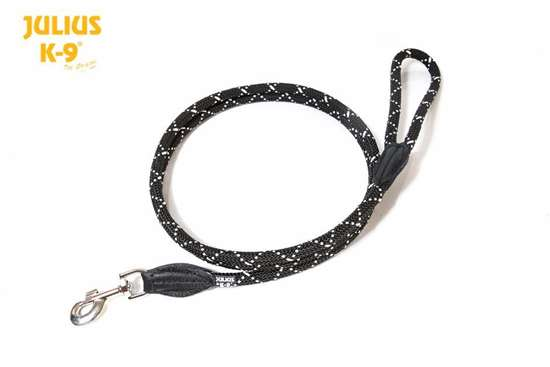 Picture of Rope leash with carabiner (20120-Julius-K9 IDC)
