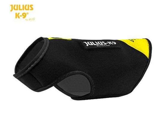 Picture of Julius-K9 IDC® neoprene dog jacket - Baby 1 - Neon