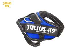 Picture of Julius-K9 IDC® Powerharness, Blue, Size Baby 1