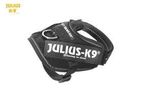 Julius-K9 IDC harness black size baby 2