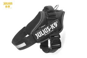 Julius k9 harness black size 0