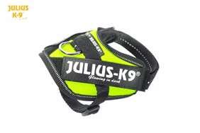 Julius-K9 IDC harness neon size baby 2