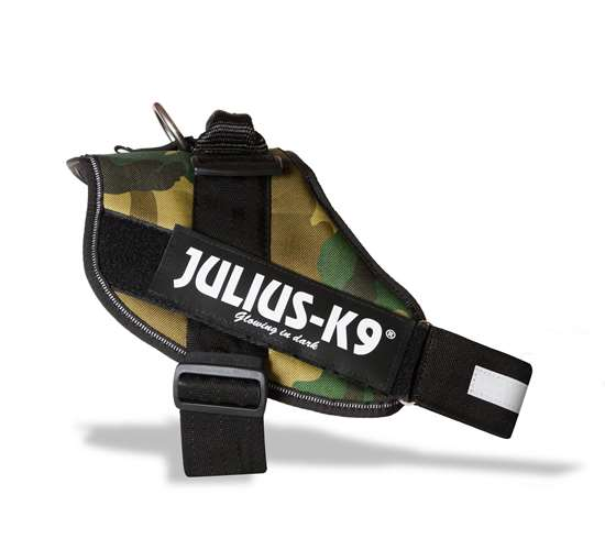 Julius-K9 IDC harness camouflage size mini