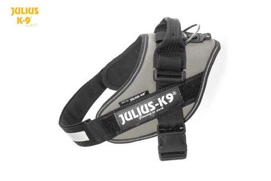 Julius-K9 IDC harness silver size mini