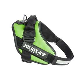 Julius-K9 IDC harness kiwi green size 0