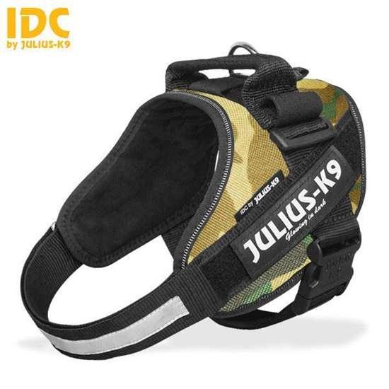 Julius K9 IDC harness camouflage 0