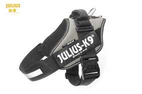 Julius K9 IDC harness silver size 1