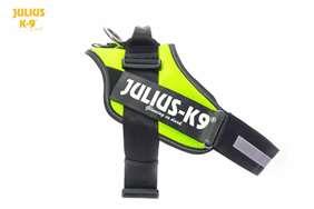 Julius K9 IDC harness neon size 2