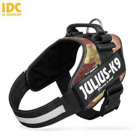 Julius K9 IDC harness woodland size 2