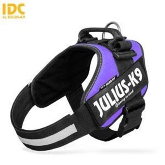 Julius-K9 Julius-K9 IDC Powerharness - Black, Size 4