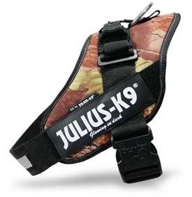Julius-K9  IDC® Powerharness, Color Woodland, Size 1
