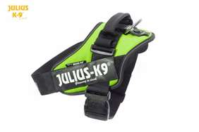 Julius K9 IDC harness kiwi green size 3