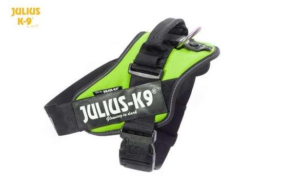 Julius K9 IDC harness kiwi green size 3