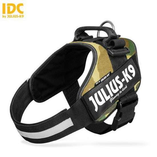 Julius K9 IDC harness camouflage size 3