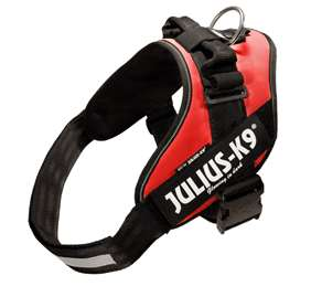 Julius K9 IDC harness red size 3