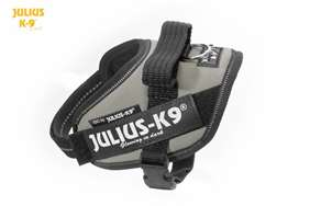 Julius k9 IDC harness silver mini-mini
