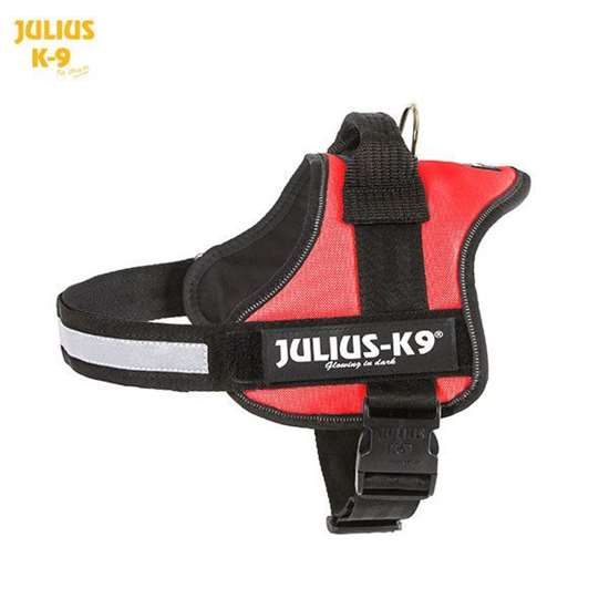 Julius K9 harness red size 0