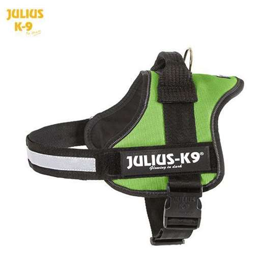 Julius K9 harness kiwi green size 0