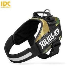 Julius-K9 IDC® Powerharness, Color Camouflage, Size 4