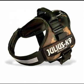 Julius-k9 harness woodland size baby 1