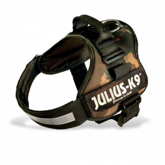 Julius-k9 harness woodland size baby 1