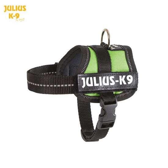 Julius-K9 harness kiwi green size baby 1