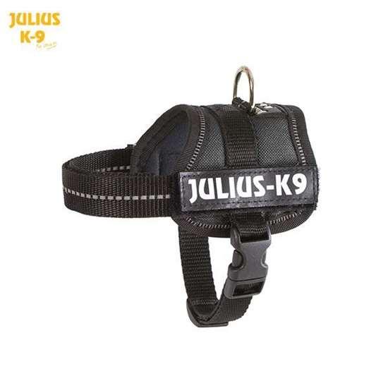 Julius-K9 harness black size baby 2