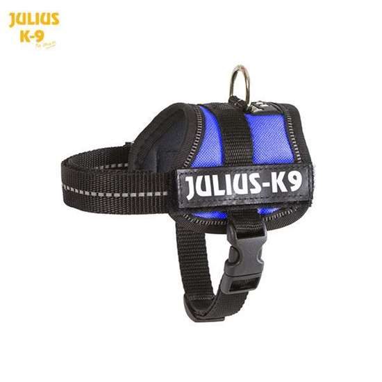 Julius-K9 harness blue size baby 2