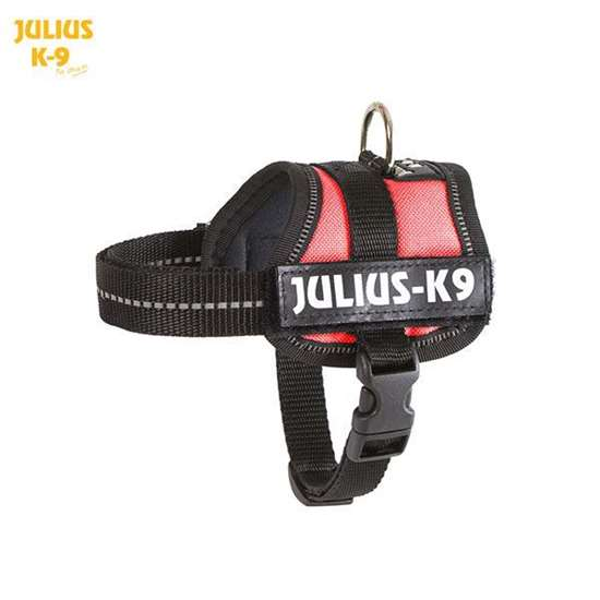 Julius-K9 harness red size baby 2