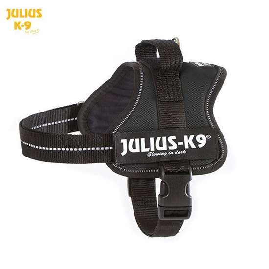Julius-K9 harness black size mini-mini