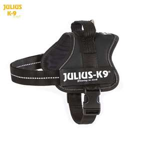 Julius-K9 harness black size mini