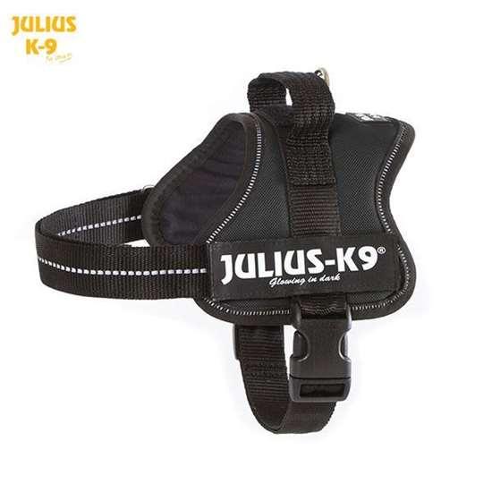 Julius-K9 harness black size mini