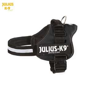 Julius-K9 harness black size 1