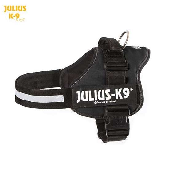 Julius-K9 harness black size 2