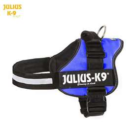 Julius-K9 harness blue size 3