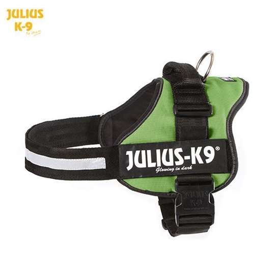 Julius-K9 harness kiwi green size 3