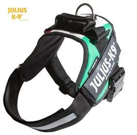 Julius-K9 IDC harness italian flag size 0