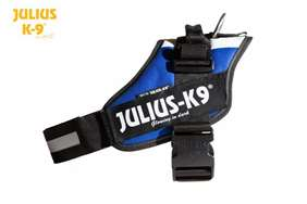 Julius-K9 IDC harness frech flag size 2