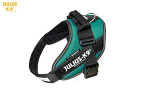 Julius-K9 IDC powerharness Dark Green size 0