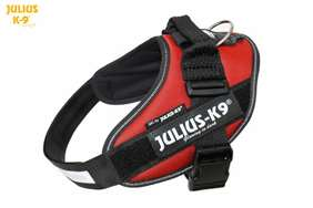Julius-k9 IDC powerharness red-brown size 0