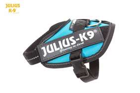 Julius-K9 IDC harness aquamarine size baby 2