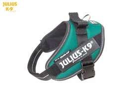 Julius-K9 IDC dark green harness size mini-mini