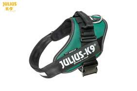 Julius-K9 IDC harness dark green size 2
