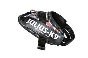 Julius-K9 IDC Powerharness Union Jack, Size: Baby 1