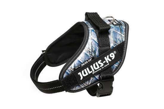 Julius-K9 IDC Powerharness Jeans, Size: Mini-Mini